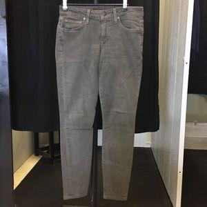 Joe's Gray jeans.